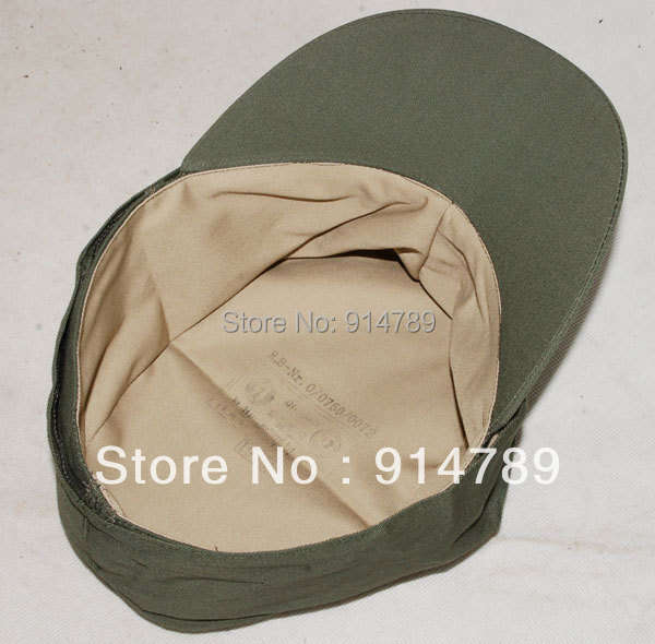d85cf81726e Online Shop WWII GERMAN ARMY EM SUMMER PANZER M43 FIELD COTTON CAP ...