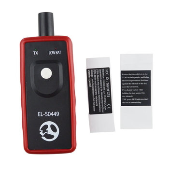 EL-50449 Tire Pressure Monitor Sensor TPMS monitoring system detector universal car tester diagnostic tool professional truck  pinpointer garrett pro pointer