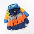 boys Coats and Jackets Winter boys Jacket Hooded Kids Coat Infantis boys Outerwear age from 3-13T