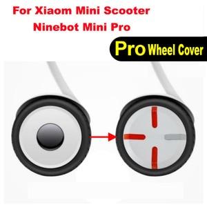 Image 1 - Xiaomi cubierta de rueda para patinete eléctrico, accesorio para patinete eléctrico Xiaomi Mini Pro, tapa de Mini Pro