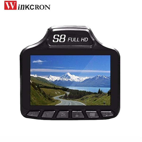 DVR camera car radar detector 3 in1 hd camera 3 Screen GPS Tracker hd 720p car video recorder 150 degree lens New 2017 Sale цена