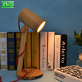 Modern Study Desktop Bamboo Tube Wooden Table Lamp E27 Lamp Holder 110-240V Foyer Bedroom Indoor Lighting Free Shipping