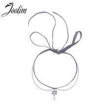 Joolim 2018 New Choker Necklace Korean