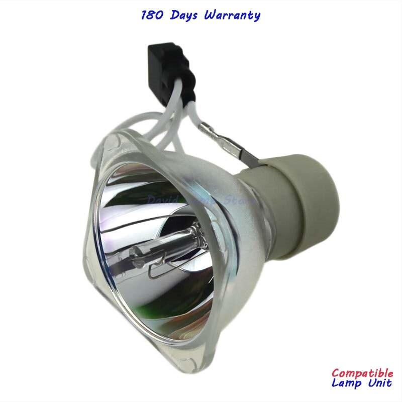 High Quality BL-FU185A Projector Bare Lamp Bulb For Optoma HD66, HD67, HD67N, HD600X, HD600X-LV, Pro250X, DP333,DS216 Projectors compatible bare bulb lv lp06 4642a001 for canon lv 7525 lv 7525e lv 7535 lv 7535u projector lamp bulb without housing