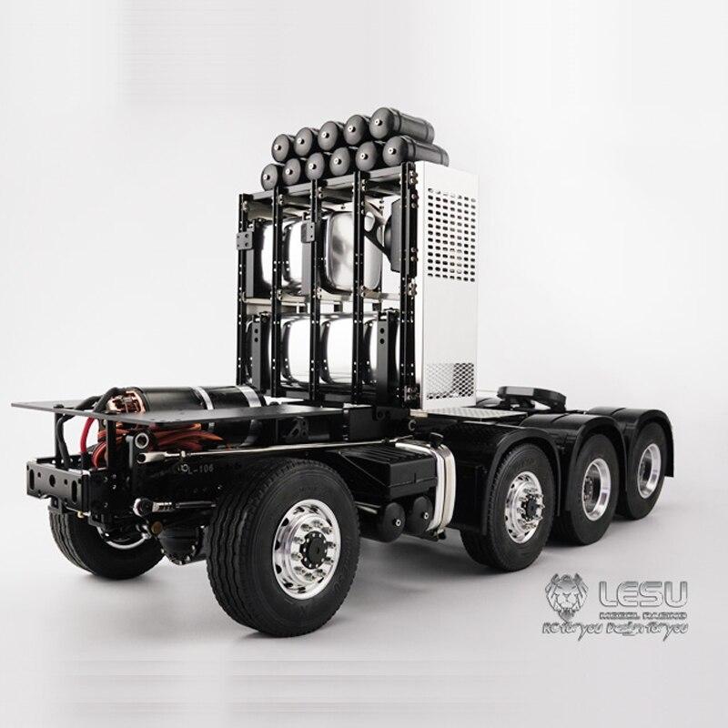 1/14 camion ScaniaR620 R470 full drive 8X8 robuste tracteur châssis électrique modèle LS-20130010 RCLESU Tamiya tracteur