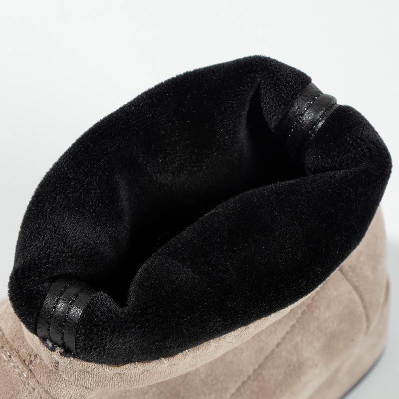 Velvetapricot Rugueux black coke Femme Bluewarm Breathable Sugar Chaussures Hiver Bottes Courtes Velvet Velvet black 2018 De Saison Velvet Automne Warm Et Femmes Nwkn8XP0O