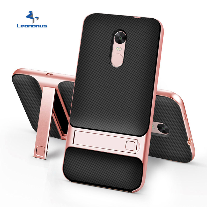 Hybrid-Kickstand-Case Shockproof Mix 2-Cover Xiaomi Mi Note-4x Armor for 5s/6/5x/A1 PC