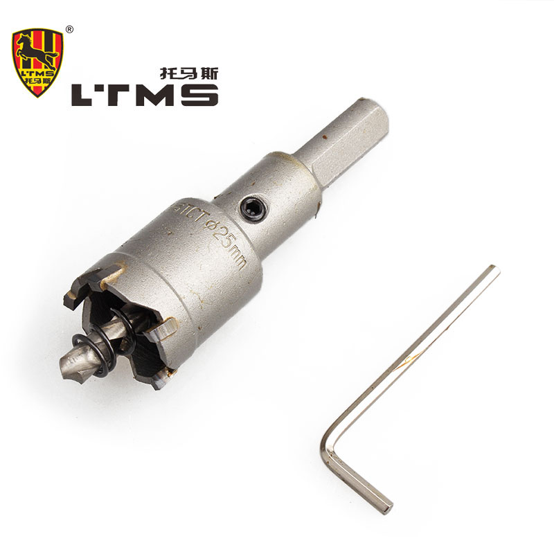 25mm alloy hole drilling high-quality steel material practical power hand tool drilling openings hardware tool fitting  цены