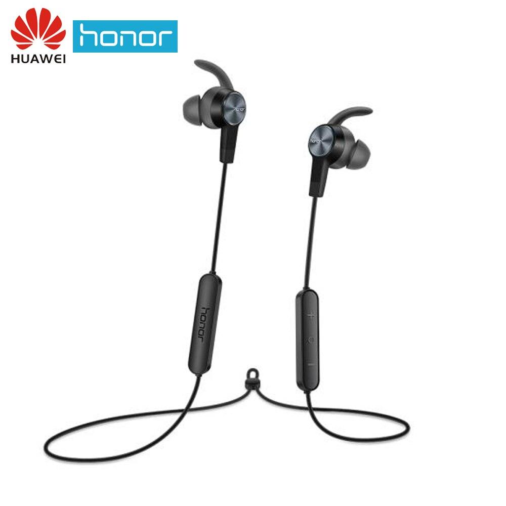 Original Huawei Honor xSport Bluetooth Headset AM61 IPX5 Waterproof BT4.1 Music Mic Control Wireless Earphones for Android IOS original huawei honor am07 smart bluetooth headset