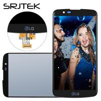 Srjtek Display For LG K420N LCD Touch Screen With Frame Digitizer Replacement K10 LTE K430 K430DS