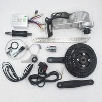 36V 350W 450W electric bike motor conversion kit bicycle center motor for change MTB mountain bike to ebike