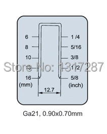 õhu klammerdaja FS8016-B 1/2
