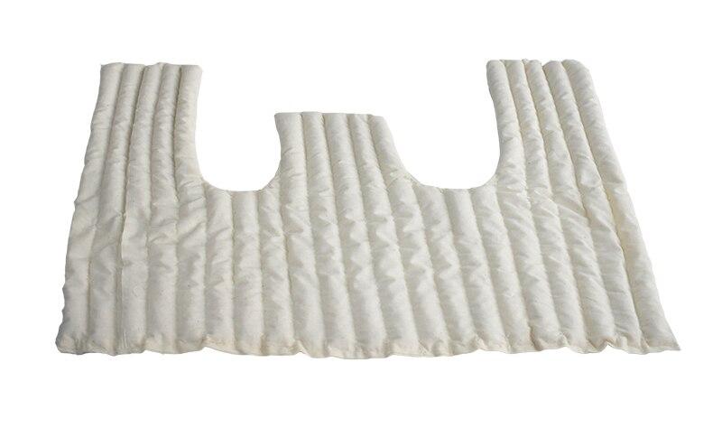 HANRIVER multifunctionele elektrische en warmte schouder nek therapie pakket Zee zout ruwe zout hot pack elektrische verwarming zout tas - 3