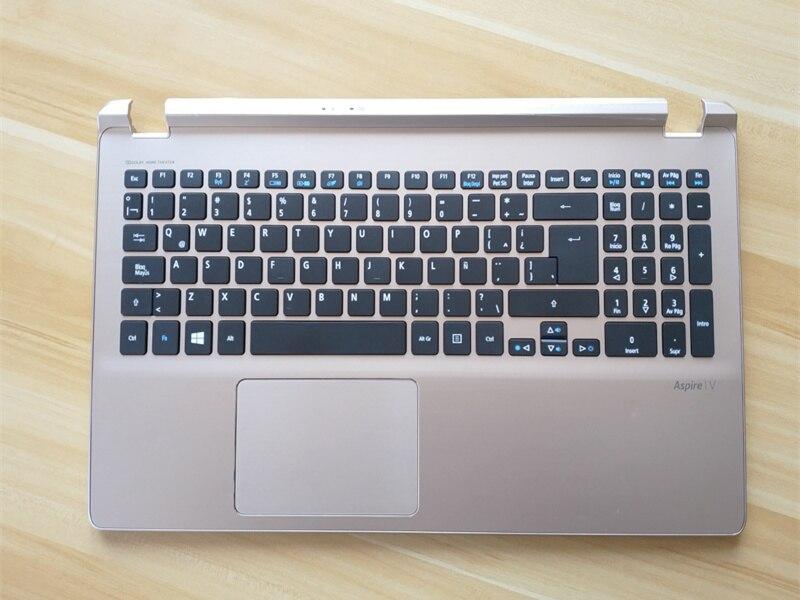 New Acer Aspire V5-531 V5-531G V5-571 V5-571G Upper Case Palmrest Cover Silver
