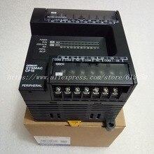 CP1E E20SDR A Yeni Orijinal Omron PLC CPU AC100 240V giriş 12 nokta röle çıkışı 8 nokta olmadan rs232