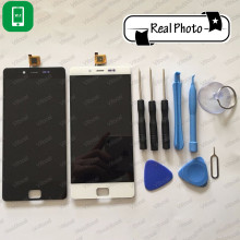 LEAGOO Elite 1 LCD Display+Touch Screen with Tools Glass Panel Accessories Phone Replacement For LEAGOO Elite 1
