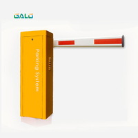 Дистанционное управление RFID стрелы парковочные ворота автоматические шлагбаум/система управления парковкой