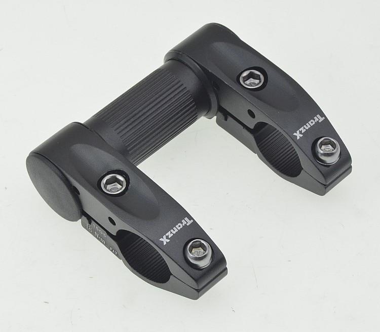 SATORI Aberhallo Adjust Angle Riser 25.4mm Lenker Vorbau