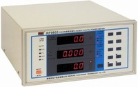 Fast arrival RF 9802 AC DC power two parametric tester intelligent electricity tester RF9802