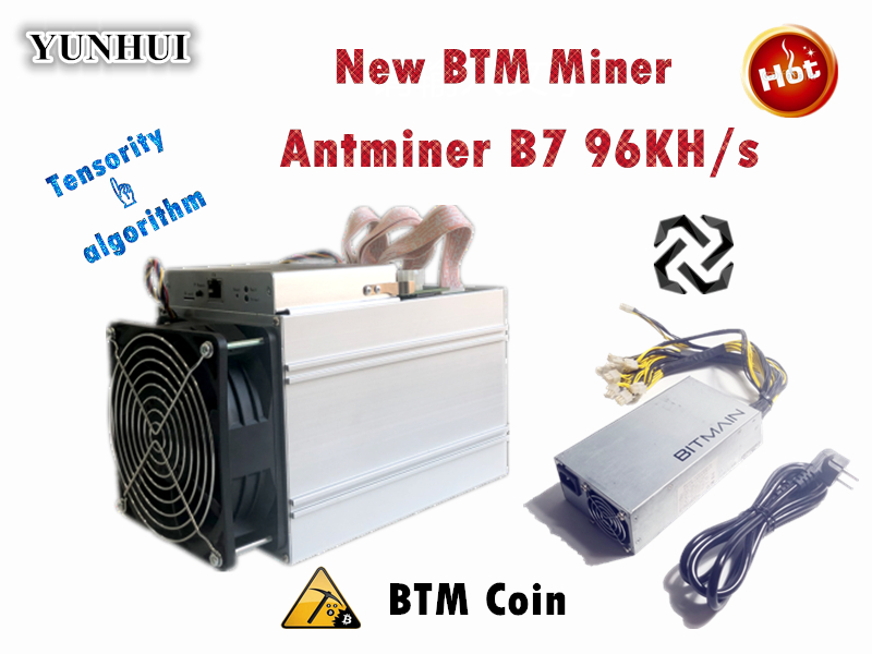 In Stock! Bitmain AntMiner S9 Hydro 18TH/S With Power Supply