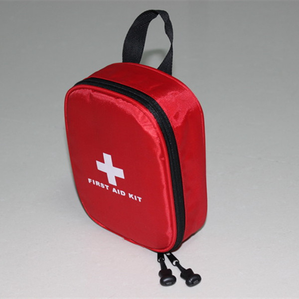 Empty Bag for  Emergency Kits Safe  Survival Travel First Aid Kit Outdoor Wilderness Camping Hiking Medical Pack Set handy first aid kit medical safe wilderness survival car travel first aid bag outdoors camping medical bags emergency treatment