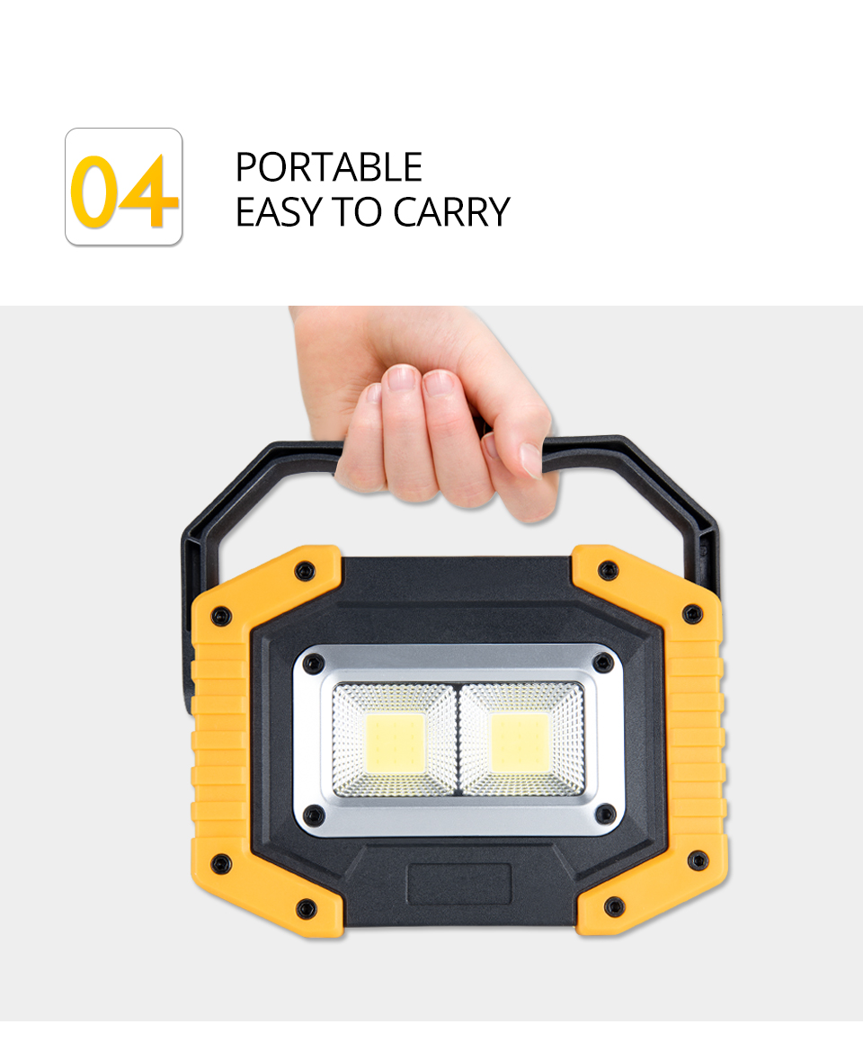 LED Spotlight Floodlight (10)