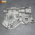 right  crankcase and half-washers of CFMOTO CF800 2V91W Engine MARK A , the parts no. is 0800-012000-0001/ 0800-011003