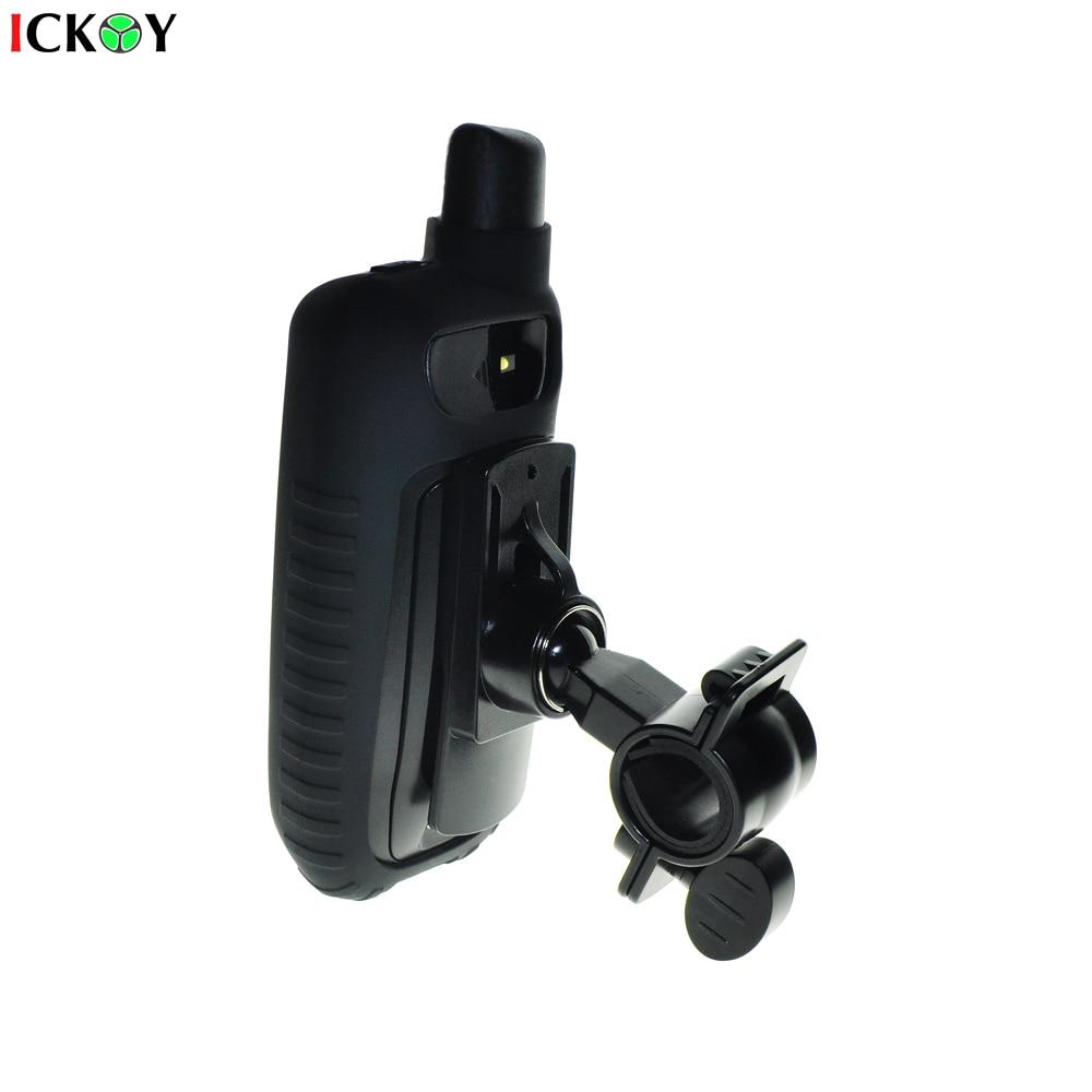 Silicone Protect Case Cover Skin + Bike Rotary Mount Bracket Holder For GPS Garmin GPSMAP 66 66s 66st 66i
