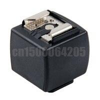 SYK-4 Flash Remoto Disparador Controlador PC Sensor de Zapata Para Canon Para Nikon Para Sony Cámara