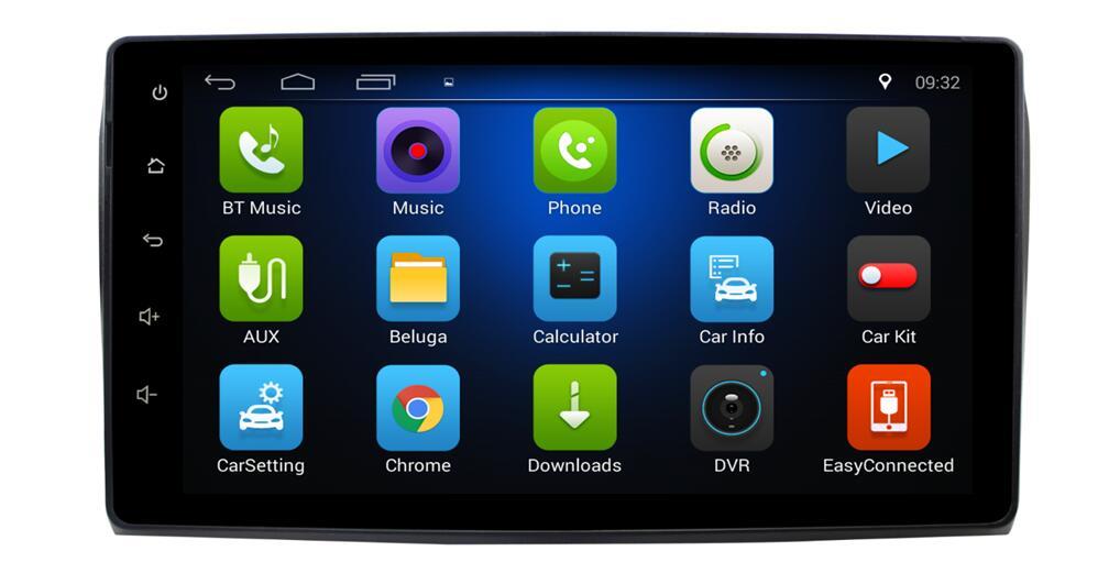 9 android 8.1 voiture multimédia dvd radio Pour Mazda 3 Mazda3 2004-2009 bande enregistreur de voiture dvd gps navigation stéréo Lecteur obd camer