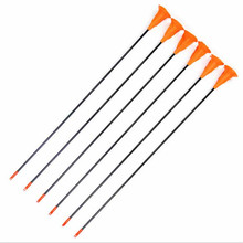12pcs Archery Sucker Arrows Children Practice Hunting for Game or Shooting Practicing