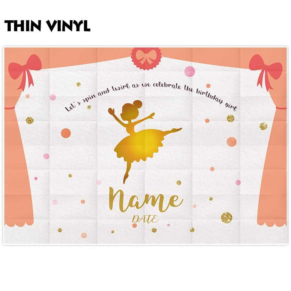 Allenjoy background for photo customize birthday Personal spot children newborn girl celebrate decoration photograph background