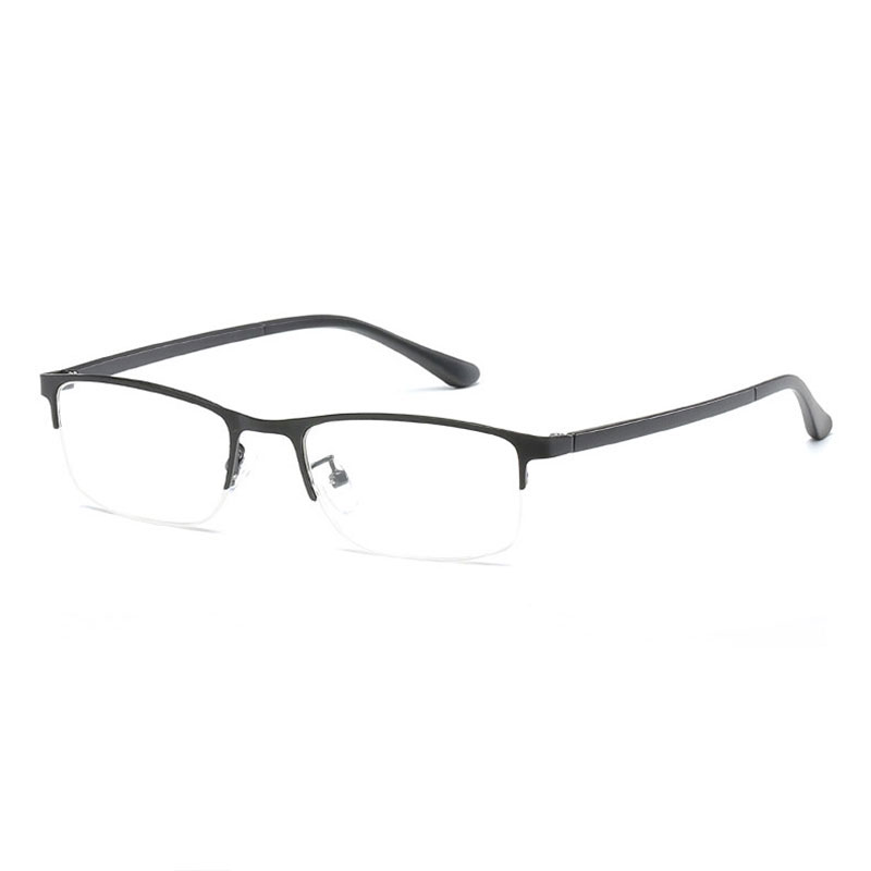 Image 3 - Optical Eyeglasses Half Rim Eyeglasses Non Spherical 12 Layers Coated Lenses Reading Glasses+1.0 +1.5 +2.0 +2.5 +3.0 +3.5+4.0-in Women's Reading Glasses from Apparel Accessories