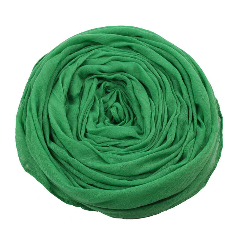 180*60cm Womens Scarves TieSet Linen Scarves with tassel Cape Shawl Ultra Luxury Muslim Hijab Muffler Scarf Candy Green scarves