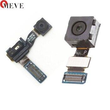 Original gran trasero cam y pequeña cámara frontal Flex Cable para Samsung Galaxy nota 3 N9005 paquete de accesorios