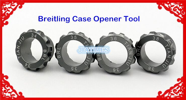 Professional Watchmakers Handheld Case Back Opener for Bre Watches