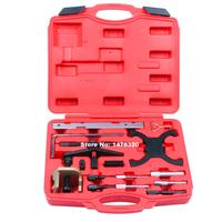 Automotive Engine Timing Setting Locking Combination Tool Kit For Ford 1.4 1.6 Ti VCT TDCi 1.8 2.0 16V 2.2 TDCi AT2076