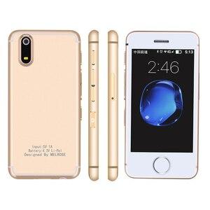 Image 1 - MELROSE S9X Flaggschiff Ultra dünne Handy Mini Persönlichkeit Student Tasche Smartphone