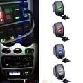 Veículo Car Charger Tomada À Prova D' Água Dupla Portas USB de Saída Para o Telefone Móvel Mp3