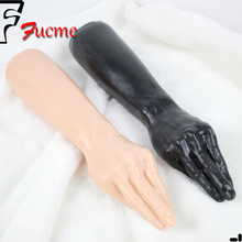 15inches Super Huge giant Realistic fisting shape flesh arm dildo Fisting Sex Toys fist anal plug anal fisting gay sex toys