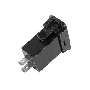 Image 5 - 12 فولت المزدوج USB شاحن سيارة LED الفولتميتر محول الطاقة لسوزوكي تويوتا 40x20 مللي متر 10166