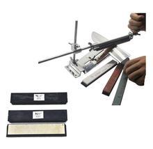 Ruixin Drei diamantschleifstein Hinzufügen Ruixin Küchenmesser Apex spitzer Schärfsystem einschließlich 7 schleifstein