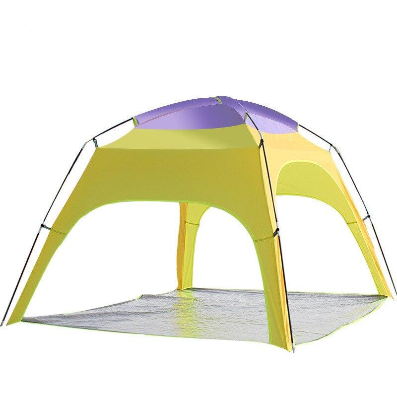 Sun Shelter Sunshade Shelter Beach Canopy Awning Super Big Anti UV Waterproof Windproof Lightweight C&ing Tent Tarp Sun ZO-in Sun Shelter from Sports ...  sc 1 st  AliExpress.com & Sun Shelter Sunshade Shelter Beach Canopy Awning Super Big Anti ...