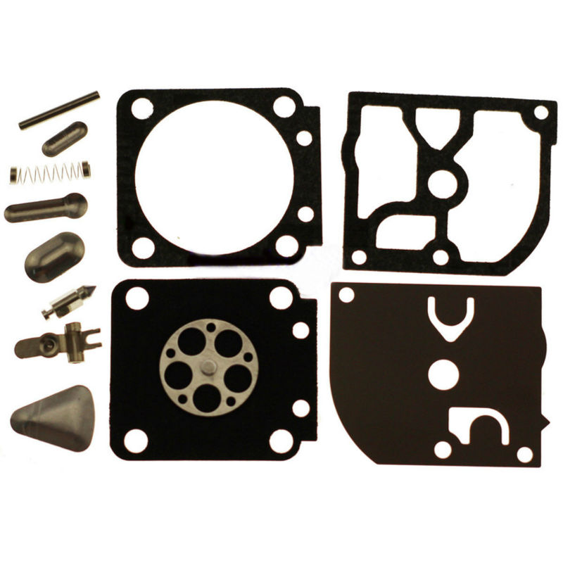 New ZAMA RB-40 Carburetor Cab Repair Kit for FS108 FS106 FS300 FS350 FS400 FS450 BR106 BT106