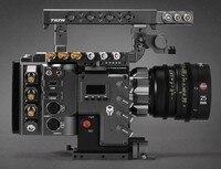 TILTA ESR-T01-A Kafes Kamera Rig + KıRMıZı I/O modülü KıRMıZı SILAH RAVEN SCARLET-W