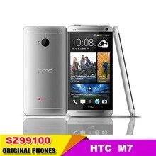 M7 Original HTC One M7 GPS WIFI 3G 4.7''TouchScreen 32GB mobile phone Quad core multilingual Good quality refurbished