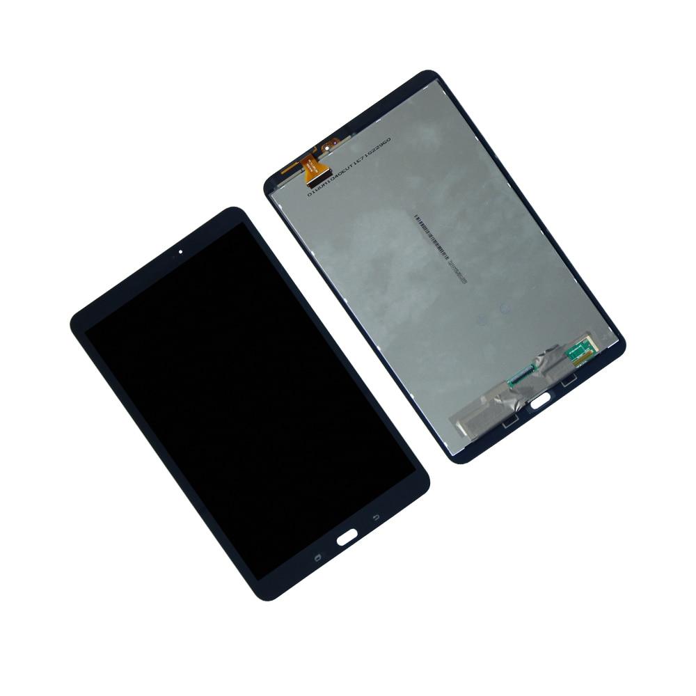 10,1 для Samsung Galaxy Tab A SM-T580 SM-T585 T580 T585 ЖК-дисплей Дисплей планшета Экран Touch Панель Сенсор Ассамблея Бесплатные инструменты