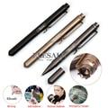 Alta Qualidade New Laxi Tactical Pen Self Defense Supplies Alumínio De Aviação Sobreviver De Quebra de Vidro de Emergência Kit Ferramenta EDC