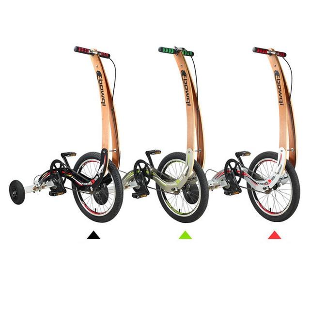 halfbike 3g halb bike einrad fahrrad fahrrad roller in. Black Bedroom Furniture Sets. Home Design Ideas