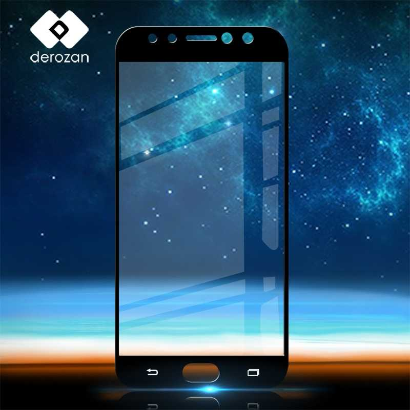 Derozan Screen Protectors For Asus Zenfone 4 Selfie Pro ZD552KL Glass For Asus ZD552KL Tempered Glass 3D Full Protective Film